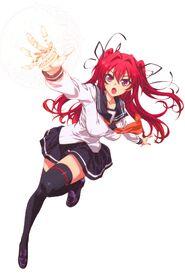 Y Shinmai Maou no Testament Naruse Mio Kakoii Blades of Hope