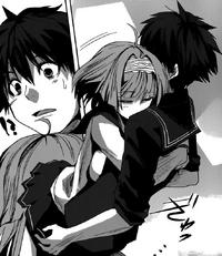 Yuki Hugs Basara