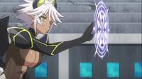 Zest attacking Hero Spirits Horde