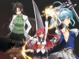 Shinmai Maou no Testament (anime)
