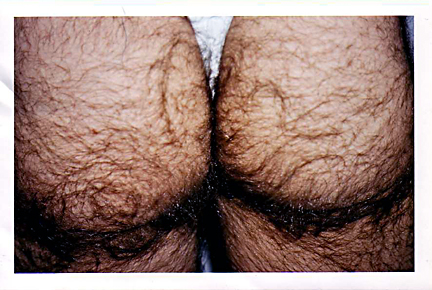 Hairy butt images
