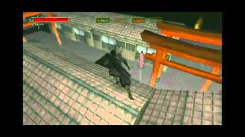 Shinobido Takumi (PS2) - FAVORITE MISSIONS - Crazy Girl Village 720p
