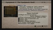 Tutorial, Equipment 2(4)