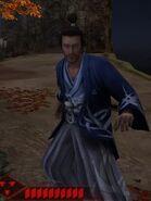 Ichijo playable model