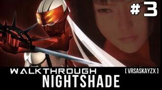 Nightshade Kunoichi PS2 Walkthrough Gameplay 3