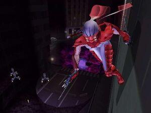 Hibana run