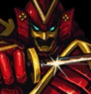 Lobster the Great Demon Shinobi