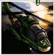 Black Turtle Attack Chopper