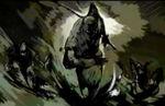 The oboro ninja