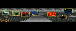 Shinobi III - Return of The Ninja Master All The Rounds Screen