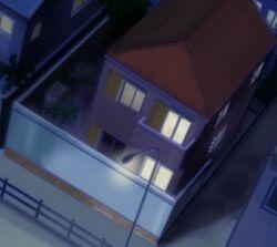 Aizawa's house air view