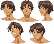 Gorō's emotions