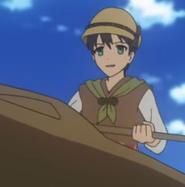 Shun canoe