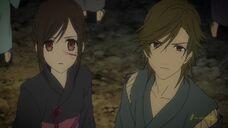 Saki and Satoru