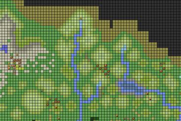 Feral Hills Map