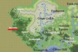 New Raktam map