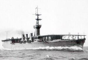 Ijn-hosho-aircraft-carrier