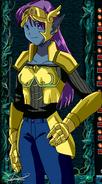 Zelda Beryl - Gold Command Armor