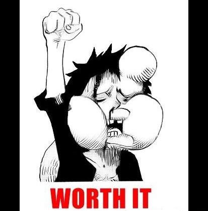 Luffy-worth-it-meme