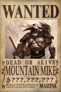 Mike's Wanted Poster1