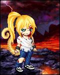 Tane - Super Saiyan and Damaged