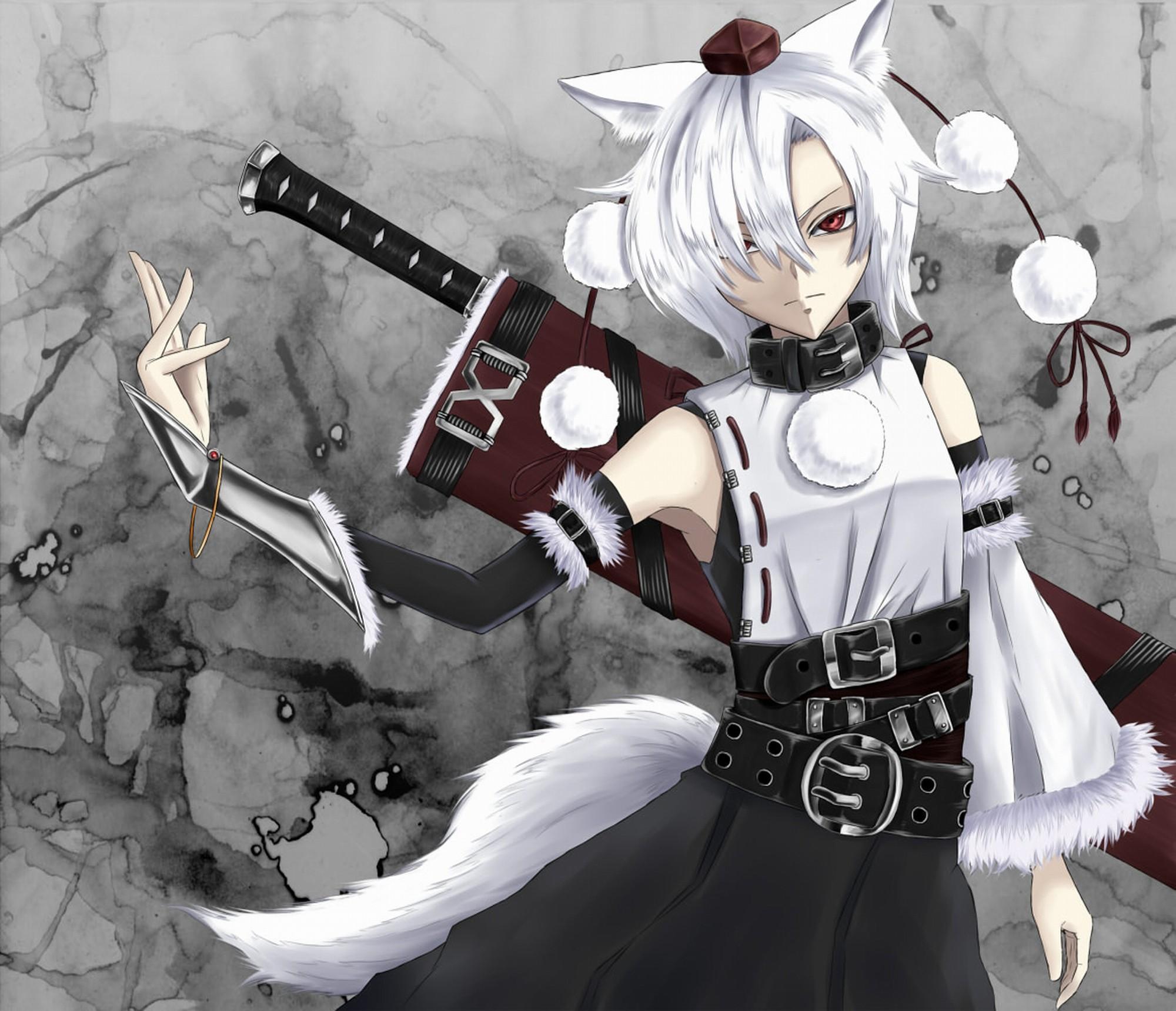 Anime Wolf Boy And Human Girl 30400 Movieweb