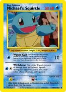 Michael's Squirtle