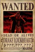 Drake's Wanted Poster