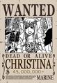 ChristinaWanted