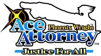 Reminiscence ~ Scars Etched by Flame - Phoenix Wright Ace Attorney Justice for All Music Extended