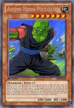 Anime Hero Piccolo
