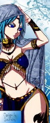 Sayla - Belly Dancer Outfit