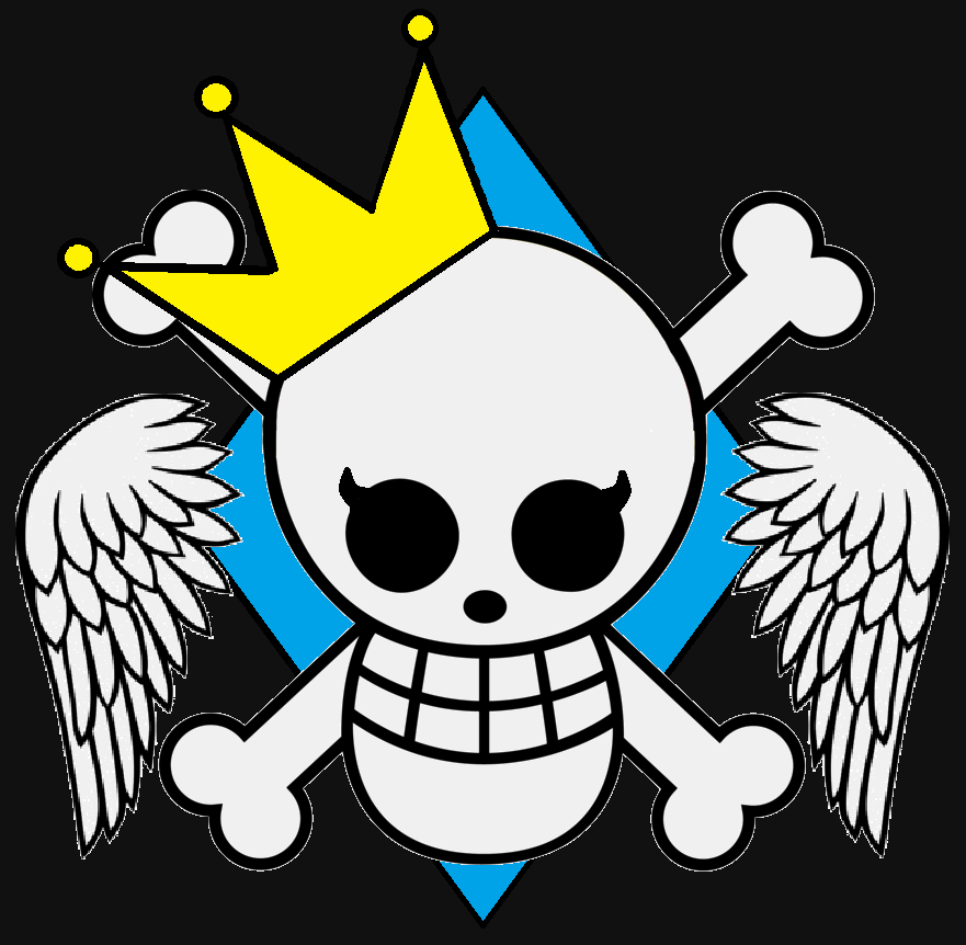 Image - My jolly roger.png | One Piece: Ship of fools Wiki ... Official One Piece Jolly Rogers
