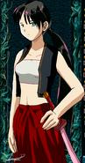 Dracule Sakura - Pre-Time Skip Photo