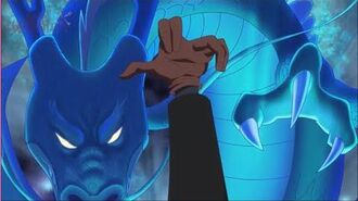 "One Piece episode ""Sabo vs Marines"". Power of flare-flare fruit and DRAGON CLAW!"