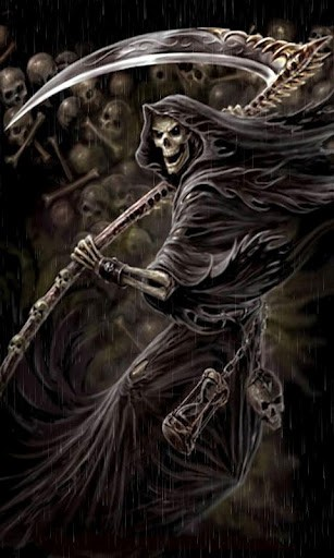 Yokai No Mi Model Grim Reaper