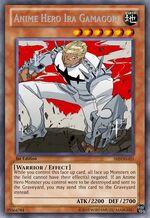 Anime Hero Ira Gamagori