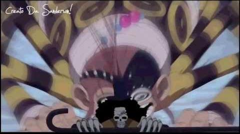 One Piece Brook - Yahazu Giri