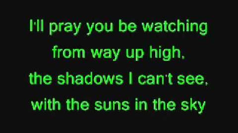 Abandon All Ships - Guardian Angel Lyrics