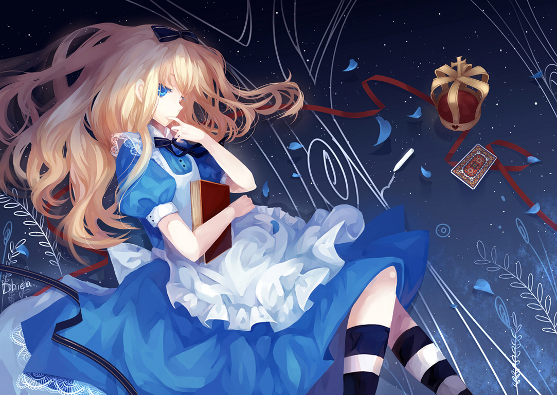 image alice in wonderland anime versions fandoms 30758333 1083 768