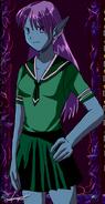 Zelda Beryl - Hair Undone and in Sailor Fuku