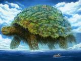 Turtle Shell Island