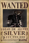 Silver's Wanted Poster