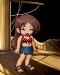 Wyvern 0m3g4 - Female Form in Bikini and Mini Skirt