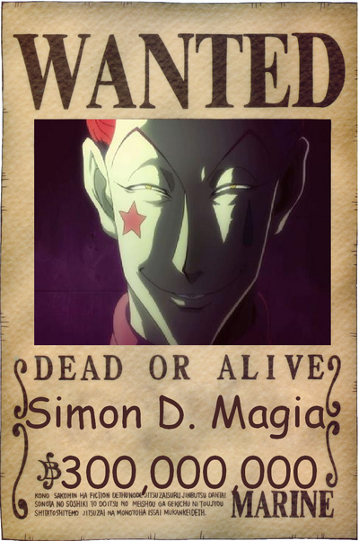 Simon wanted