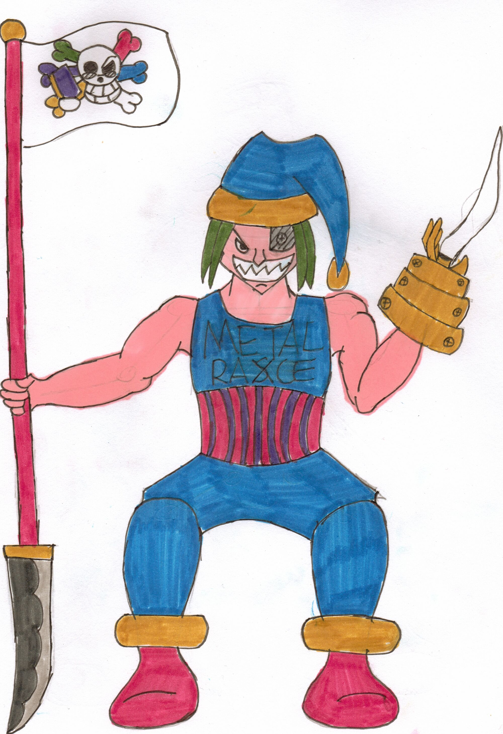 Flagship Jin | One Piece: Ship of fools Wiki | Fandom