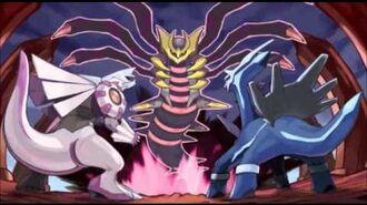 Pokemon Diamond, Pearl, and Platinum Music - Spear Pillar EXTENDED