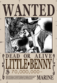 BennyWanted