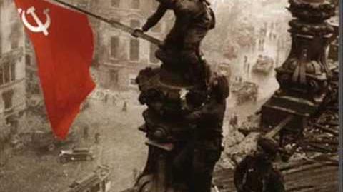 Call o Duty 5 : World at War Soviet song