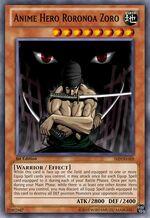 Anime Hero Roronoa Zoro